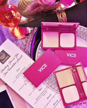 ☀️ GIVEAWAY ☀️ Get a chance to win the complete 8 Shades of @vicecosmeticsph Duo Finish Foundation!  To join, check the details on my video review of these powders 🤗  Anong shade mo sa Duo Finish Foundation? 😍  __ #GandangYounaYou #GandaForAll #gandangmoreyna #vicecosmeticsph #genzelxvicecosmetics #shesingsbeauty #clozette #genzelgiveaways