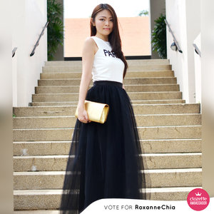 Click the heart icon to vote for RoxanneChia!