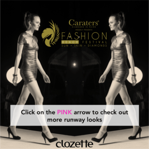 The Clozette team was at the Fashion Beach Festival last 30 August and we had a great time at the runway show! Check out some of the looks we love!
