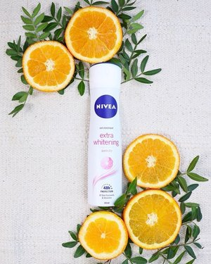 Think you don't need deodorant? We say think again! Tap the link in our bio (http://bit.ly/NIVEAExtraWhiteningDeo) to find out why this should be a staple no matter your lifestyle. #Clozette #NIVEAExtraWhiteningDeo