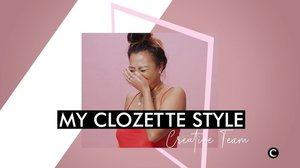 This week on #MyClozetteStyle series, @pskovblue and @audreylovelle from the creative team share their personal style and closet must-haves. Watch the video to know the deets! #Clozette #TeamClozette