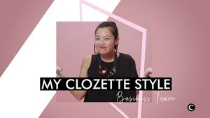 This month, we're celebrating personal style and making memorable fashion statements. We're kicking things off with our #MyClozetteStyle series, where #TeamClozette shares their signature looks, fashion mishaps, and more. First up, our business team! #Clozette