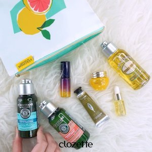 Travelling soon? Check out L'Occitane's Minis Set! It's the perfect skincare kit to bring on an adventure. Some of its star products include the Immortelle Reset Serum, Immortelle Divine Cream, Immortelle Divine Youth Oil and more. Watch our video to see them in action. #Clozette #UnboxingClozette #ClozetteVideos