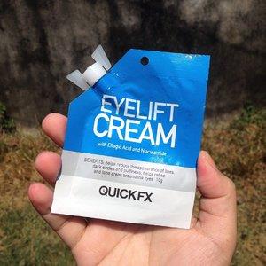 @quickfxph Eyelift Cream  #quickfx #skincare #skincareph #clozette #eyecream #eyes #skin #flawless #undereye #pinterest #skincaretips #summe #wrinkles #wrinklesbegone #skincareroutine #makeupph #summervibes #summerready #selfcare #pamper