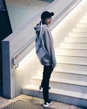 Grey. #stylexstyle #clozette
