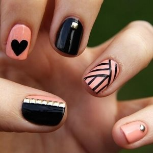 Punky nails