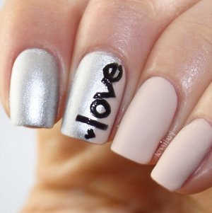 Spread some love through your nails