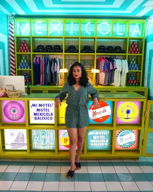 Welcome to the Motel Mexicola, such a lovely place, such a lovely face.  #stylefromTBD #styledbysmita