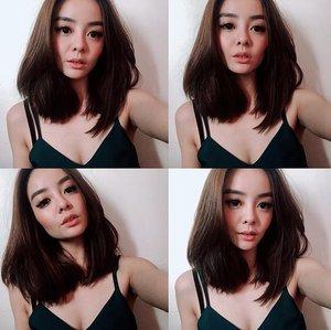 Spamming #selfies on my phone cause oh yeaaaaaa, getting used to my new tresses 💇🏻♀️💁🏻♀️🙆🏻♀️ @salonvim  #hairinspo #lobhaircut #clozette