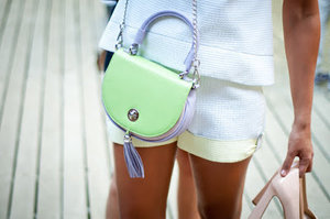 Hi lovelies! I show you my  little freshmint find out at