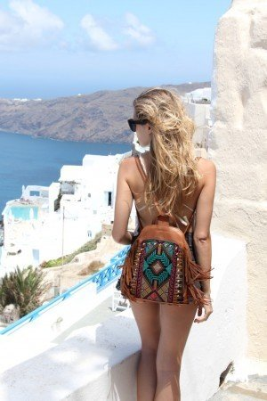 my boho bag on my holidays by Helena Marini collection