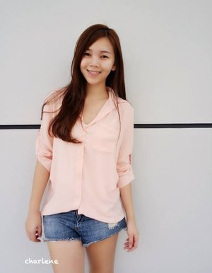 Nude color~ my love^^