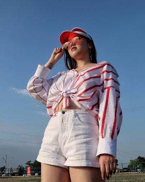 Summer dreams ripped at the seams~  #StephInStyle at #LubaoIBMF2018 #AdobersHotInAir 🎈  photo by @romhotsauce