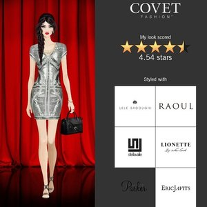 My look scored 4.54 stars in the Classic Contrast Event in Covet Fashion http://bit.ly/17wX5Ax thanks a lot for @covetfashion #covetefashiongame #covetefashion #covetapp #instalook #lookoftheday #instapicday #picofday #ootd #clozetteid #clozette #like4like #instalike