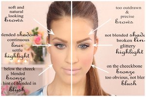 Makeup DOs and DON'Ts - YouTube