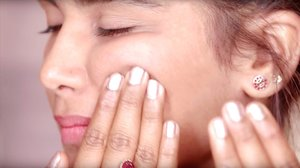 Facial Massage Routine For Glowing Skin And Slimmer Face - YouTube