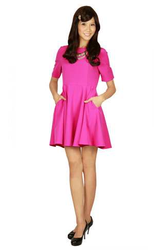 Why do we love pink? Pink isn't just a color, it's an attitude!