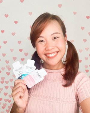 💕💖💓💘💝💞💓 Nothing but love for Pond's Clay Wash! 💓💞💝💘💓💖💕 • • With its velvety rich texture, it has powerful absorption to purify the skin and enriching minerals to nourish and rebuild cells for skin texture, elasticity and bounciness! 💓💓💓 Pond's Clay Wash is available in Puregold #AlwaysPanalo ✨