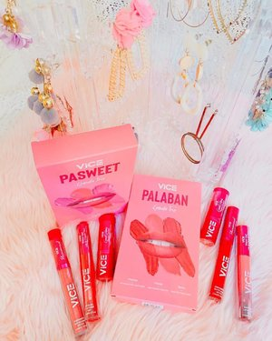 💕Vice Cosmetics Giveaway💕 Get summer ready with @vicecosmeticsph Pasweet or Palaban Lippies Sets! Current ongoing giveaway on my youtube channel (link in bio) and @berylemerald youtube! All you have to do is: 1. Subscribe to both of our youtube channels 2. Like and comment on our collab videos which set would you like to receive (mine is french fries test video, Beryl's chicken test video) 3. Bonus entry: follow us on Instagram @tellemaywhy and @berylemerald The more you engage on our youtube and instagram, the more we'll notice you ✨ 4. Bonus: like and comment here your bff 💕 That's it! 💖 • • Also, have you seen my latest video, Cool Finds in Lazada Haul Video?? Check out this cool & affordable earrings rack I got from @lazadaph and more!😍 #TelleMayWhy #GiveawaysPH #Giveaway #TelleMayWhyGiveaway xBeryl