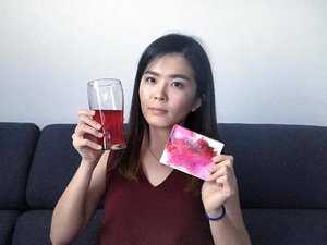 "For those working adults especially the ladies who wish to have healthy and beautiful skin from inside out, you should try this Cosera Berries Ceramide Drink by Genlife. This beauty drink is enriched with super antioxidants - mixed berries, collagen and yeast ceramide. 😊  As you all know that yeast ceramide is the key to hydration. It provides continuous hydration and rejuvenates dehydrated skin. Other than that, the ingredient such as berries helps to renew, smooth and protect the skin because they are rich in Vitamin A, C, E and antioxidant.  Besides that, the Berries Ceramide Drink contains Fructooligosaccharides, a prebiotic that act as food for ""Good"" bacteria in the intestine and collagen that improves skin elasticity and minimise wrinkles.  The flavour of the drink is nice to my liking. 👍🏻 The sweetness come from berries and stevia which is suitable for diabetic patients.  I have been drinking this Cosera Berries Ceramide Drink for two weeks now and so far I noticed that my skin is looking healthy and more hydrated especially I went for laser treatments for two consecutive weeks that causes my skin to feel dry and flakey. 😍  Of course with the help of the hydration skin care and this Berries Ceramide Drink, my skin definitely heals faster from the laser treatments and it gets healthier from inside out.  For more details of the product, do check out their website @ www.genlife.my. 😊  #ceramide #cosera #genlife #genlife4u #berriesceramidedrink #beautydrink #keytohydration #yeastceramide"
