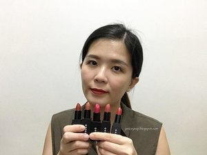 Review on G9 Skin First Lip Stick is up! Guess which colour did I use on my lips and which is your favourite shade? Find out more in my blog @ janiceyeap.blogspot.com (link in bio) ❤ #g9skinmalaysia #beautyreview #g9skinfirstlipstick #clozette