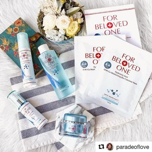 #Repost @paradeoflove with @get_repost ・・・ [GIVEAWAY] When it comes to hydration, nobody but @forbelovedone does it best! NEW IN @sephorasg is the #ForBelovedOne Advanced Hyaluronic Acid GHK-Cu Moisturizing Series which utilises an Advanced Self-Hydrating Mechanism with Active Hydro-Kinetic Technology to boost moisture onto the layers of the skin for all-day moisturised dewy skin! . C/o FBO, 3 winners will bag themselves the BEST BIO-CELLULOSE MASK in the market (pictured here, a box of 3 each)! Simply: 💧Be a follower of @paradeoflove, @ForBelovedOne & FBO on Facebook (facebook.com/ForBelovedOneINTL) 💧Repost this 💧Tag 3 friends in the comments . #Giveaway is for residents of Singapore and ends 23 March, 23:59 GMT+8. . Also in the range is the Moisturizing Serum which I love to prevent skin dryness. For a limited time only, get it at a special sale price of SGD68 (U.P. SGD99)! #giveawaysg #sggiveaway #contestsg #sgcontest #sephorasg #sephora #clozette