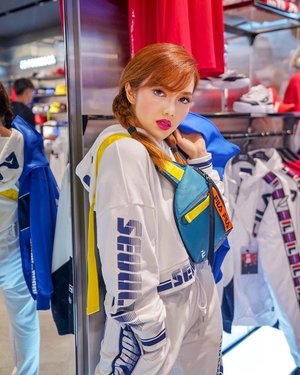 🔜 F I L A GIVEAWAY ends today at midnight! 🔊 . Style your own FILA look at the new @fila_sg stores, JEWEL @changiairport @jewelchangiairport. 5 winners will each win $30 vouchers, join at my previous post 🎉  #FILAJewel #FILASG #FILAFUSION #FILAKIDS #FILA 📸: @lkzx / @lklenswork