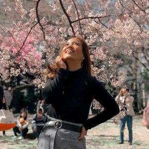 🌸 🇯🇵 🌸 — #clozette #clozetteco #stylesurgeryblog #bloggersph #ootd #outfit #travel #japan #tokyo #cherryblossom #sakura