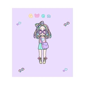Me. 🤓  Illustration: @wong_zhi_qi_wong_zq  #childperspective #teacher #student #ootd #daily #igsg #clozette #althea #altheakorea #altheaangels #drawings