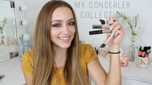 Makeup Stash- Concealers - YouTube