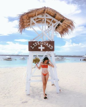 lifeguard on duty 🏝 shot by @peejperez — #clozette #starclozetter #bloggerbandfam #teamshirubi #castedph #bloggerph #explorecebu #philippines #bantayanisland #sugboph #cebublogger #islandgirl #cebuaknow #musttravelph #glyadventures #agameoftones