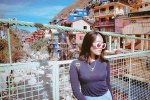 every color, every hue. ⚡️ by @joshuagacoscosim — #clozette #bloggerbandfam #bloggerph #model #latrinidad #philippines #valleyofcolors #howihue #exploremore #travel #glyadventures #agameoftones