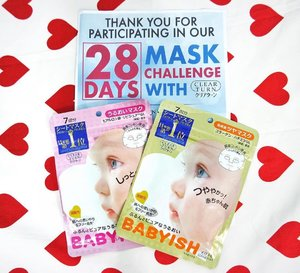 What I received in the mail today! 📬 Babyish skin? These got me real excited.  While I'm typing this post, I'm already having one on my face enjoying this cooling piece working miracle on my terribly dull skin. . Each packet consists of 7 sheet masks which could be used on a daily basis for a short 5 minutes, and you've time to spare, 15 mins! Never have I seen so many masks being packed in a bag before and this got me eager to try. . My usual routine is to mask twice weekly. Not sure if daily masking will be good for my skin. Shall monitor and update on the progress!  If you're wondering, the Yellow packet is for dull skin and Pink packet is for dry skin. @kosecosmeportsg masks are now available at various drugstores like Watsons and Guardian for easy purchase 😉 . #kosecosmeportsg #ClearTurn28Days #japanmade #maskchallenge #skincarejunkie #skinsaviour #beautyreview #clozette
