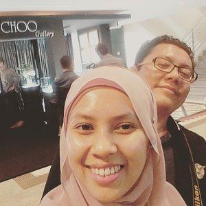 Malaysia Fashion Week 2015 #blogger #starclozetter #clozette #matrade #fashionweek #fashionblogger
