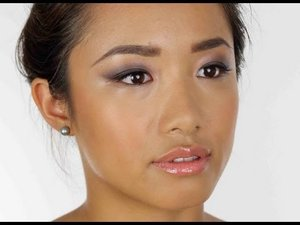 SMOKEY MAKE-UP FOR ASIAN OR HOODED EYES - YouTube