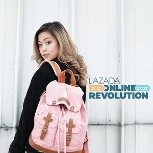 Are you ready for the online revolution? The biggest online shopping sale is happening this November 11! #LZDrevolution #LazadaForAll #clozette