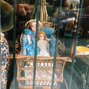 Something creepy on a Sunday morning.. 😝 . . . . . . . . . . . #creepy #winnipeg #corydon #canadablogger #canada #doll #blog #blogger #bloggerlife #clozette #cutebutcreepy #instagood #igers #igercanada