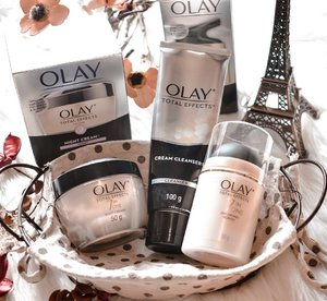 Starting my day off right with Olay.☀️🌴Yay!🙌 I found the product I need to protect my skin, while keeping it fresh throughout the day. Skin issues such as dryness, dullness, wrinkles and age spots? Worry no more because Olay offers 7 in 1 Total Effects Cream to reduce signs of skin aging. Thanks to Olay! It keeps my skin hydrated and fresh all day. . BENEFITS . ✅Reduces the appearance of fine lines and wrinkles . ✅Balances and evens out skin tone . ✅Reduces the appearance of age spots . ✅Smoothes and evens out skin texture . ✅Provides nourishing moisturisation to prevent dryness . ✅Gives skin a healthy radiance . ✅Minimizes the appearance of pores