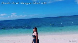 Paradise Beach, Bantayan Island Cebu, Philippines 🌴🌊 #sugboph 📍Entrance Fee: 50pesos 📍No lifeguard😄 📍Swim at your own risk🏊🏻♀️ . . . . . . . #clozette #bloggerbandfam #influencerph #dronephotography #drone #dronestagram #dronevideo #droneporn #droneshots #droner #philippinesgram #philippinestravel #asiatravel #travelingpinoy #thatsdarlingmovement #teachersofinstagram #summergoals #followforback #igersph #travelphotograpy #thatsdarling #flashesofdelight #beachbabes #beachlife🌴 #islandgirl