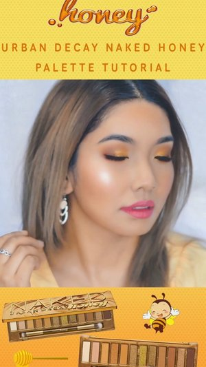 Now lately I have been going for very complimentary warm and earthy tones (maybe it's year end, I don't know, lol 😂 ), but I thought it would be fun to show you guys how I would usually do my everyday glowy base, plus a simple eye look featuring the latest @urbandecaycosmetics Naked Honey Palette 🎨🍯 . Now this is a slightly longer video than my usual take because I wanted to show you guys the full makeup routine, so do head on to IGTV to view the complete tutorial, but as always, full details will be down below for easier reference as well 😘✨ . Products Used: @etudehousemalaysia Glow On Hydra Base @lorealmakeup Infallible Foundation @breenabeauty Blending Pearl @urbandecaycosmetics Naked Skin Weightless Full Coverage Concealer @maybelline Fit Me Set + Smooth Pressed Powder @anastasiabeverlyhills Dipbrow Pomade @urbandecaycosmetics Naked Honey Palette @maybelline Hyper Sharp Liner @lashbarmalaysia Lashes In Code A7 @maccosmetics Gimme Sun! Bronzer @maccosmetics Peaches Blush @stilacosmetics Heaven's Hue Highlighter In Kitten @maccosmetics Extra Dimension Skinfinish In Oh, Darling @jeffreestarcosmetics Velour Liquid Lipstick in the shade Calabasas . #sephora #sephoramy #beauty #loreal #urbandecay @jeffreestar @sephoramy #makeuptutorial #makeupart #beauty #makeup #undiscovered_muas #makeupartistsworldwide #instabeeyou #instabeauty #wakeupandmakeup #penmyblogmakeup #fiercesociety #favfulfeatures #clozette
