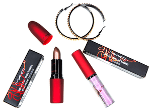 Beauty Shot of M.A.C Cosmetics Viva Glam Rihanna 2