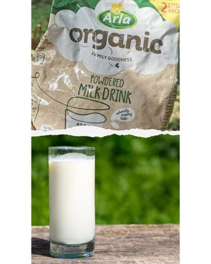 When you hear the word organic, what comes into your mind? Organic food are made without chemicals, pesticides or any  artificial additives. Just like how we like our milk! Natural, safe, and most of all nutritious :) Make Organic Choices Today! Try @arla_ph Organic Milk!  Visit www.arla.ph to learn more.  #GoOrganic