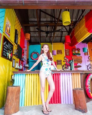Missing those beach days in @blrlgk.  The boat house bar is the most perfect place to chill as it offers the most gorgeous beachfront.  Wearing @shopthedancingjewels Kalea abstract toga monokini.  It was my first time wearing monokini actually.  What do you all think? . . . . . . . . . . #TDJCaptures #fashion #fashionblogger #fashionblog #fashioninsta #fashionaddict #outfitoftheday #outfitpost #styleblogger #stylefile #lookbook #instafashion #FashionDiaries #wiwt #styleblog #mselaineheng #clozette