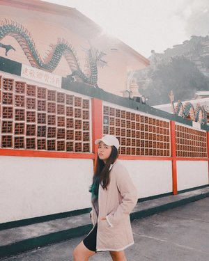 I go down to old China town and just walk around just wander around..➖Cap & jacket: @adidasph Lip tint: @tonymolyph