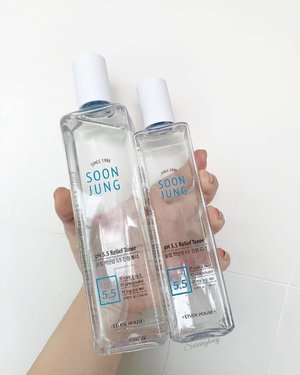 Emptied @etudehousesingapore Soonjung Toner and decide to get a larger, 350ML sized one to back it up. To be honest, it doesn't break me out but i still haven't decided on how I feel about this toner. Very neutral I guess? . . . . . . . . #etudehouse #beautyblogger #beautyblog #toner #kbeauty #koreanskincare #뷰티방송 #k뷰티 #메이크업 #discoverunder10k #discoverunder1k #igsg #clozette #뷰티블로거 #뷰티그램 #kbeautyaddict #k뷰티 #한국화장품 #abbeatthealgorithm #abcommunity #oneemptiesonenewbie