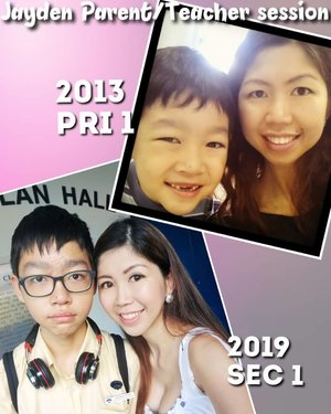 A day where most parents are busy meeting the teachers on last day of school. For me was 2 school and 3 teachers for my #faithangels.  Transition from meeting his Primary 1 to Secondary 1 school teacher. From missing tooth baby to teens.  Time flies doesn't it?  #faithfamilysg #singlemom #godisgreat #thankgodforkids #singlelife  #AsiaOneMostPromisingPersonality2018 #MrsChinatownInternationalAllNation2018 #MrsBeautifulSkin2018 #MrsChinatownSingapore2018 #celestiafaithchong  #beautydeconcierge #beautyconcierge #aesthetic #cosmeticsurgery #plasticsurgery #imageconsultant #marketer  #clozette #starclozetter