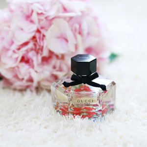 Whether it's for a cheeky party or casual weekend out, Gucci Flora is my go-to fragrance. I love how it makes me feel like a modern woman with a touch of youthful and feminine spirit. I'm ready to dance the night away, are you? #Gucci #Clozette