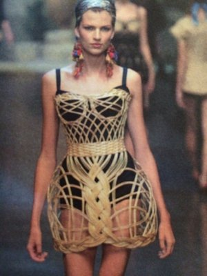 Loving  this corset-dress.