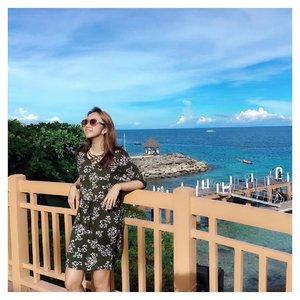 I don't wanna hold back the waves when you are the ocean 🌊📸 @henri_thefoodxplorer  #Clozette #igdaily #vscocam #vsco #vscoph #instadaily #instagram #blog #travelblog #blogph #TravelDiaries #WhenInCebu #shangrilacebu #love