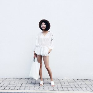 White vibes to work